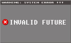 Invalid Future